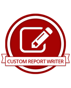 Custom Report Writer for Magento 2