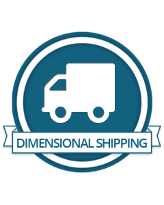 Dimensional Shipping for UPS