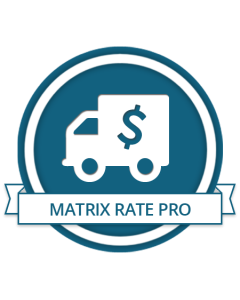 Matrix Rate Pro for Magento