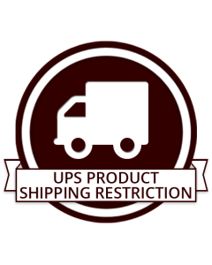 UPS Product Shipping Restriction